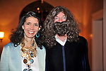 JACOPO E LALLA FRANZAN<br /> FESTA DI PRESENTAZIONE DEL CALENDARIO DI MEO -  <br /> PALAZZO KADIRI  MARRAKECH 2010