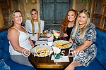 Enjoying the evening in the Mall Tavern on Friday, l to r: Deirdre, Aoife and Chloe Leen and Katie Fleming (All Lixnaw).