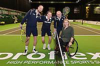 ABN AMRO World Tennis Tournament, Rotterdam, The Netherlands, 13 februari, 2017, Esther Vergeer (NED)<br /> Photo: Henk Koster