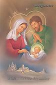 Vicki, HOLY FAMILIES, paintings, BRTOCH08470,#XR# Weihnachten, Navidad, illustrations, pinturas