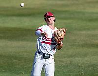 STANFORD, CA - JUNE 5: Austin Kretzschmar before a game between UC Irvine and Stanford Baseball at Sunken Diamond on June 5, 2021 in Stanford, California.