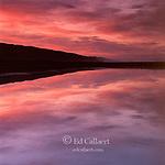 Dawn, Tidepool, Stinson Beach State Park, Marin County, California