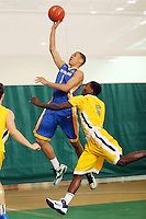 April 8, 2011 - Hampton, VA. USA; Teddy Okereafor participates in the 2011 Elite Youth Basketball League at the Boo Williams Sports Complex. Photo/Andrew Shurtleff