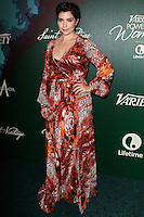 BEVERLY HILLS, CA, USA - OCTOBER 10: DJ Daisy O'Dell arrives at the 2014 Variety Power Of Women held at the Beverly Wilshire Four Seasons Hotel on October 10, 2014 in Beverly Hills, California, United States. (Photo by Celebrity Monitor)