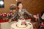 Margaret's 70th
