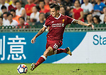 Liverpool FC midfielder Philippe Coutinho in action during the Premier League Asia Trophy match between Liverpool FC and Leicester City FC at Hong Kong Stadium on 22 July 2017, in Hong Kong, China. Photo by Weixiang Lim / Power Sport Images