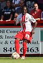 Roarie Deacon of Stevenage<br />  - Stevenage v Bradford City - Sky Bet League 1 - Lamex Stadium, Stevenage - 31st August, 2013<br />  © Kevin Coleman 2013