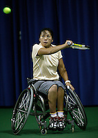 17-11-07, Netherlands, Amsterdam, Wheelchairtennis Masters 2007, Yaosa