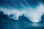Winter storms send some of the most powerful waves to the Hawaiian Islands