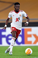 Bradley Mazikou of PFS CSKA-Sofia in action during the Europa League Group Stage A football match between AS Roma and CSKA Sofia at stadio olimpico in Roma (Italy), October, 29th, 2020. Photo Andrea Staccioli / Insidefoto