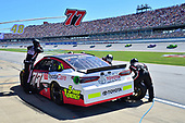 Monster Energy NASCAR Cup Series<br /> GEICO 500<br /> Talladega Superspeedway, Talladega, AL USA<br /> Sunday 7 May 2017<br /> Erik Jones, Furniture Row Racing, ToyotaCare Toyota Camry, makes a pit stop<br /> World Copyright: John K Harrelson<br /> LAT Images<br /> ref: Digital Image 17TAL1jh_04910