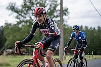Kobe Goossens (BEL/Lotto-Soudal) up the Côte de Stockeu <br /> <br /> 106th Liège-Bastogne-Liège 2020 (1.UWT)<br /> 1 day race from Liège to Liège (257km)<br /> <br /> ©kramon