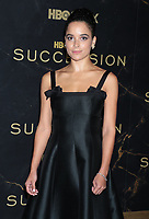 """October 12, 2021.Juliana Canfield  attend HBO's """"Succession"""" Season 3 Premiere at the  American Museum of Natural History in New York October 12, 2021 Credit: RW/MediaPunch"""