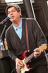 May 16, 2014: Gin Blossoms perform in the infield at Pimlico Racetrack.  Sue Kawczynski/ESW/CSM