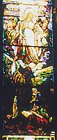 H. H. Richardson: Trinity Church, Boston. Stained glass.