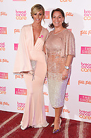 Amber Dowding and Mum<br /> at the Breast Cancer Care fashion Show 2016, London.<br /> <br /> <br /> ©Ash Knotek  D3193  02/11/2016