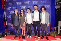 Champs Elysees Film Festival 2017<br /> Jean Fornerod, Camille Claris, Benoit Chauvin , Sylvain Mossot, Etienne Beydon