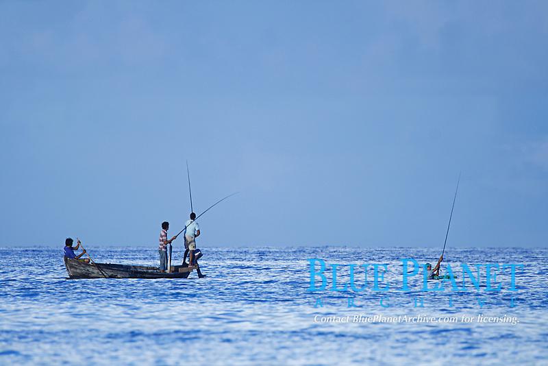 fishing, , Maldives, Indian Ocean