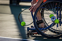 Amstelveen, Netherlands, 19 Augustus, 2020, National Tennis Center, NTC, NKR, National Wheelchair Tennis Championships, <br /> Photo: Henk Koster/tennisimages.com