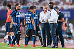 Head coach of FC Internazionale Milano Roberto Mancini gives instructions during the FC Internazionale Milano vs Real Madrid  as part of the International Champions Cup 2015 at the Tianhe Sports Centre on 27 July 2015 in Guangzhou, China. Photo by Hendrik Frank / Power Sport Images