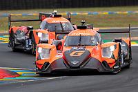 #26 G-Drive Racing Aurus 01 - Gibson LMP2, Roman Rusinov, Franco Colapinto, Nyck De Vries, 24 Hours of Le Mans , Qualifying Practice , Circuit des 24 Heures, Le Mans, Pays da Loire, France