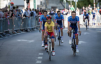 Team Total Direct Energie at the Official 106th Tour de France 2019 Teams Presentation at the Central Square (Grote Markt) in Brussels (Belgium)<br /> <br /> ©kramon