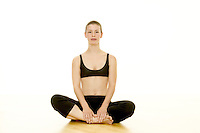 Yoga beauty