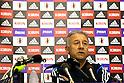 Football/Soccer: Alberto Zaccheroni press conference in Brazil