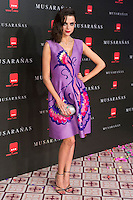"Macarena Gomez attend the Premiere of the movie ""Musaranas"" in Madrid, Spain. December 17, 2014. (ALTERPHOTOS/Carlos Dafonte) /NortePhoto /NortePhoto.com"