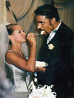 Rick Fox and Vanessa Williams 1999, Photo By John Barrett/PHOTOlink