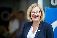 Cathy Lepage PQ LaPrairie<br /> bureau de comté boul Taschereau <br /> elections 2018<br /> <br /> PHOTO : Agence Quebec Presse