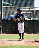 Ripken Reyes - 2019 AIL Padres (Bill Mitchell)