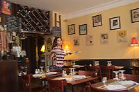 Europe/France/Languedoc-Roussillon/66/Pyrénées-Orientales/Perpignan: Restaurant: Les Frères Mossé, 14, rue de la Fusterie