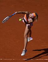 France, Paris, 04.06.2014. Tennis, French Open, Roland Garros,  Maria Sharapova (RUS)<br /> Photo:Tennisimages/Henk Koster
