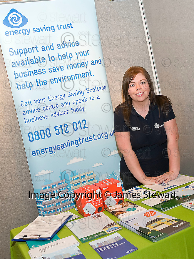 Falkirk Business Exhibition 2011<br /> Energy Saving Scotland