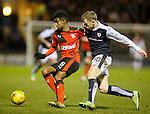 Gedion Zelalem and Scott Robertson