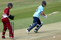 Tom Westley of Essex in batting action during Essex Eagles vs Cambridgeshire CCC, Domestic One-Day Cricket Match at The Cloudfm County Ground on 20th July 2021