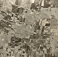 historical aerial photograph Sunnyvale, Santa Clara county, California, 1960