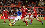 06.02.2019 Aberdeen v Rangers: Ryan Jack and Tommie Hoban