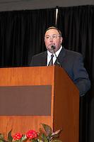 SAN ANTONIO, TX - MAY 1, 2006: The University of Texas at San Antonio Roadrunner Athletic Department Banquet at the UTSA Convocation Center. (Photo by Jeff Huehn)