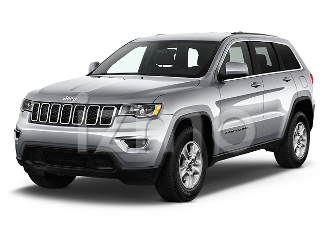 2017 Jeep GRAND CHEROKEE Laredo 5 Door SUV
