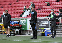 Sheffield Wednesday manager Garry Monk looks on from the technical area <br /> <br /> Photographer Ian Cook/CameraSport<br /> <br /> The EFL Sky Bet Championship - Bristol City v Sheffield Wednesday - Sunday 27th September, 2020 - Ashton Gate - Bristol<br /> <br /> World Copyright © 2020 CameraSport. All rights reserved. 43 Linden Ave. Countesthorpe. Leicester. England. LE8 5PG - Tel: +44 (0) 116 277 4147 - admin@camerasport.com - www.camerasport.com