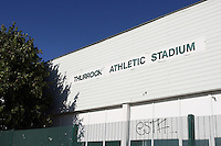 A Thurrock Sports Hub, based around the Blackshots site in Grays is being discussed by Thurrock Council and would include a new ground for Grays Athletic Football Club - 30/07/08 - MANDATORY CREDIT: Gavin Ellis/TGSPHOTO - Self billing applies where appropriate - Tel: 0845 094 6026.