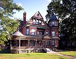 The Fitzgerald House.39 Tompkins St.Cortland, NY