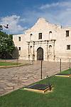 Texas, San Antonio, The Alamo