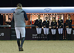 Master Class with Henrick Von Eckermann at the Paddock during the Longines Masters of Hong Kong on 20 February 2016 at the Asia World Expo in Hong Kong, China. Photo by Li Man Yuen / Power Sport Images
