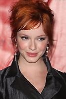 Christina Hendricks, 2008, Photo By John Barrett/PHOTOlink