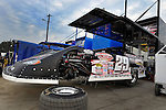 Feb 11, 2010; 4:40:39 PM; Barberville, FL., USA; The UNOH sponsored World of Outlaws event running the 39th Annual DIRTCar Nationals at Volusia Speedway Park.  Mandatory Credit: (thesportswire.net)