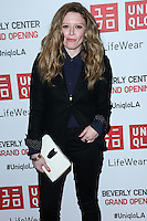 LOS ANGELES, CA, USA - OCTOBER 09: Natasha Lyonne arrives at the UNIQLO Los Angeles Store Opening held at the UNIQLO Beverly Center Store on October 9, 2014 in Los Angeles, California, United States. (Photo by Xavier Collin/Celebrity Monitor)