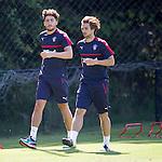Matt Crooks and Niko Kranjcar